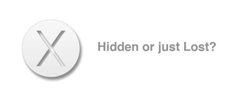 7 Hidden or Forgotten Features in OS X
