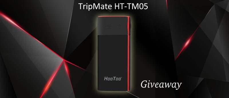 HooToo TripMate SITH: All-in-One Travel Router, Powerbank, Media Sharing - Review & Giveaway