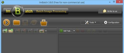 Batch Image Processing with ImBatch