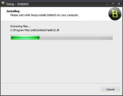 ImBatch installation and setup.