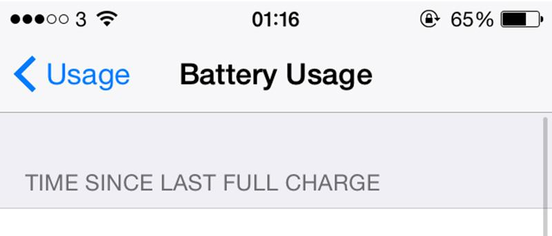 6 Ways to Fix Battery Life Problems of Your iOS 8 Powered Device
