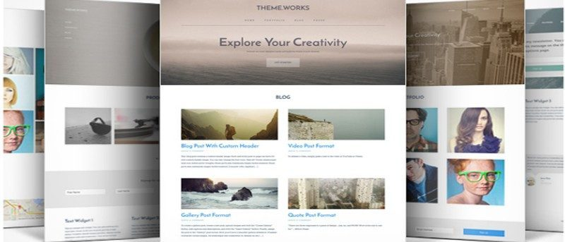 MTE Deals: Theme.Works WordPress Builder Lifetime Subscription