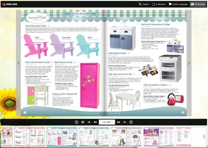 1stFlip Flipbook Creator for Mac