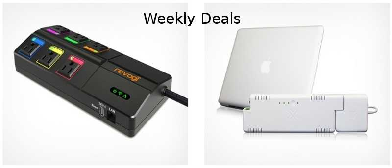 MTE Deals: Revogi Smart Power Strip