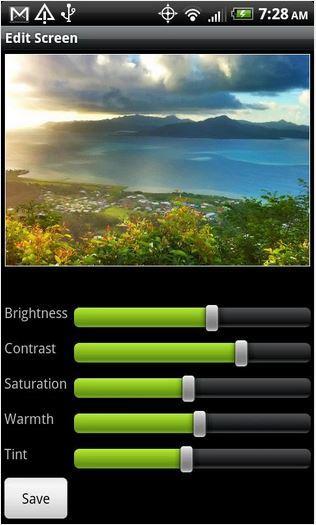 Pro HDR Camera iOS app.