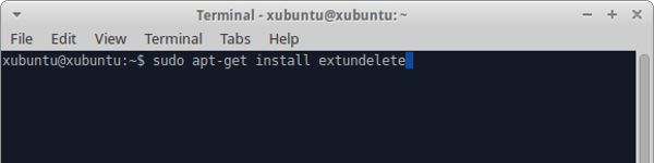 Extundelete is an open source tool.