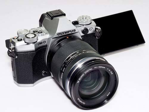 Olympus E-M5 Mark II camera