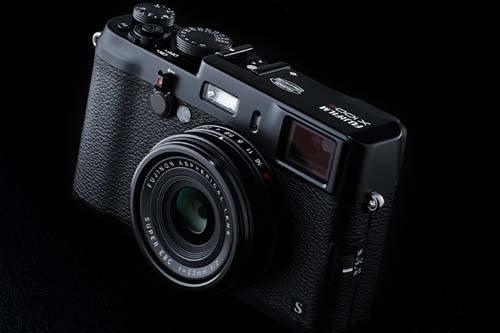 Fujifilm X100S camera