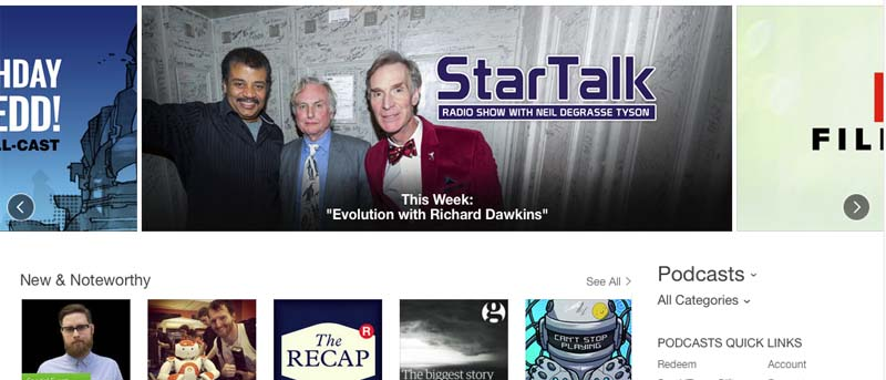 How to Publish Podcasts to iTunes with OS X