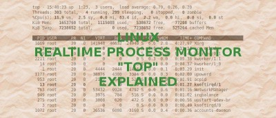 Linux Real-Time Process Monitor (Top) Explained