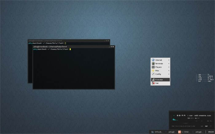 Rele theme for XFCE4.