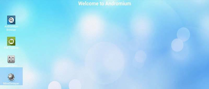 Andromium OS: Transform Your Android Phone Into a Full Fledged Desktop