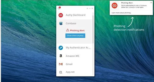 Authy - Strong Authentication for the Connected World