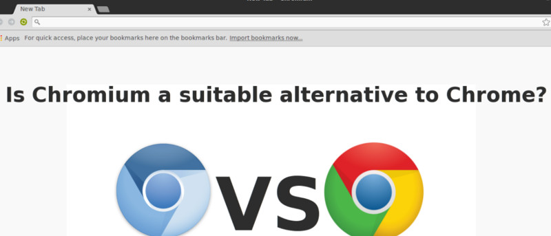 Is Chromium a Suitable Alternative to Chrome?