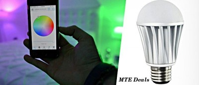 MTE Deals: Smart Light Bulbs For Any Occasion