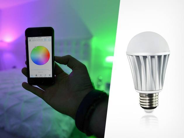 SMFX Smart Bulb from SMFX