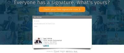 MTE Deals: WiseStamp Email Signature Lifetime Subscription