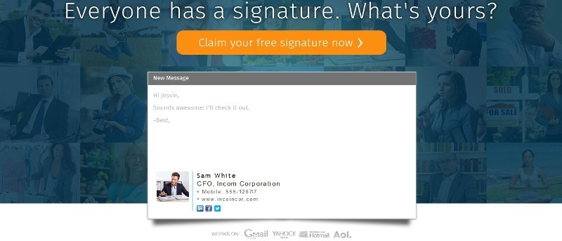 MTE Deals: WiseStamp Email Signature Lifetime Subscription