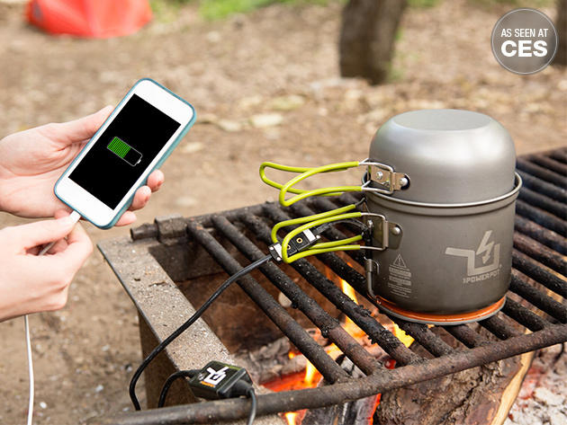 PowerPot Cooking Pot & Charger Combo
