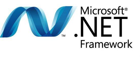 Microsoft .NET Framework logo.