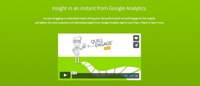 How to Use Quill Engage to Simplify Google Analytics Reporting