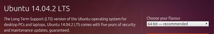 Ubuntu 14.04.2 LTS