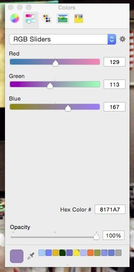 Switch to C64 colors in Terminal.
