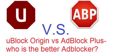 uBlock Origin – Better Than AdBlock Plus?