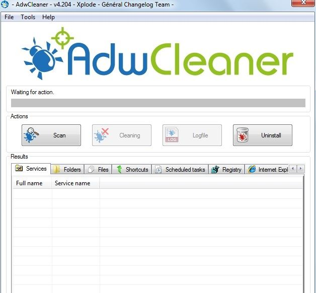 Scan your PC with AdwCleaner for Windows.