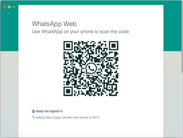 WhatsMac-QR