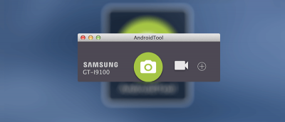 How to Record the Screen of Your Android Device On Mac OS X