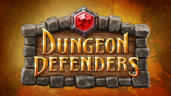 Dungeon Defenders for iOS and Android.