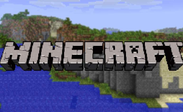 Minecraft for iOS and Android.