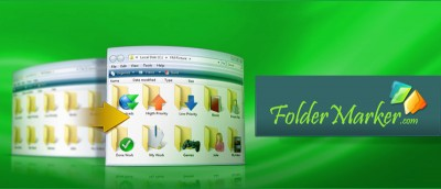 Change Your Windows Folder Icons with FolderMarker