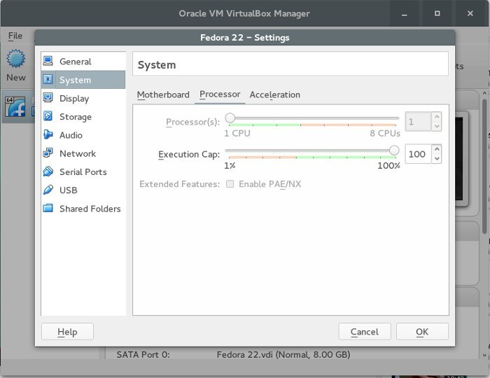 Create Virtual Machine on Linux with Gnome Boxes