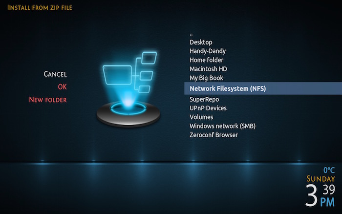 kodi-mac-install-from-zip-source