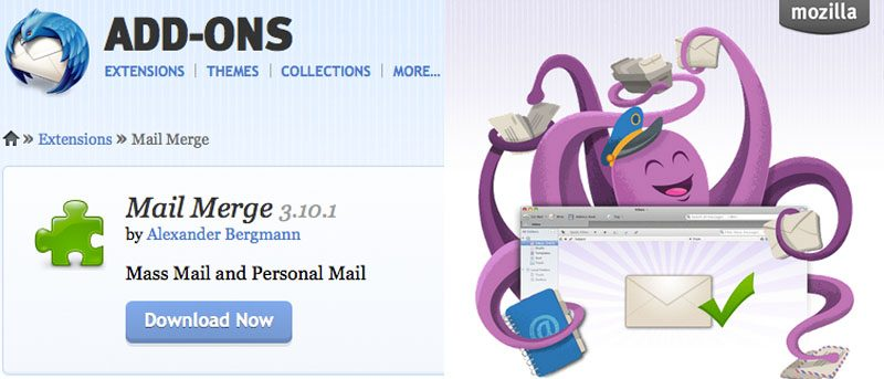 How to Send Mass Emails Using Mail Merge in Mozilla Thunderbird