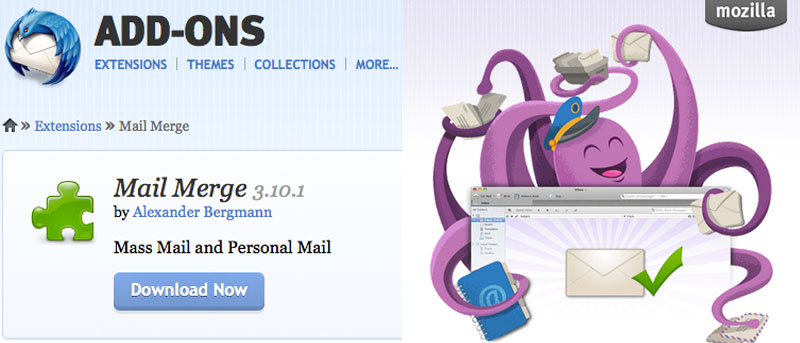 How to Send a Mail Merge in Mozilla Thunderbird