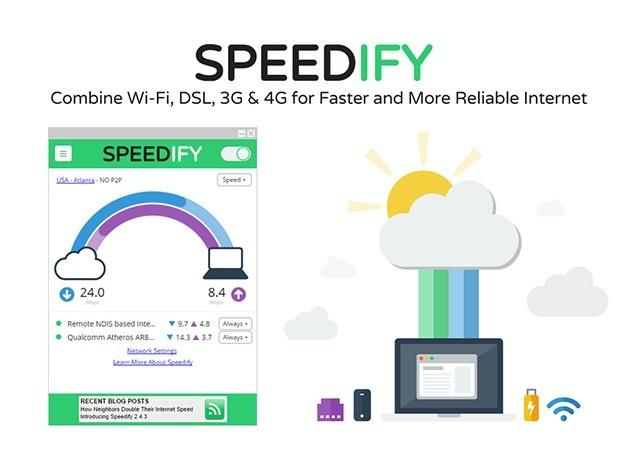 Speedify Internet Accelerator