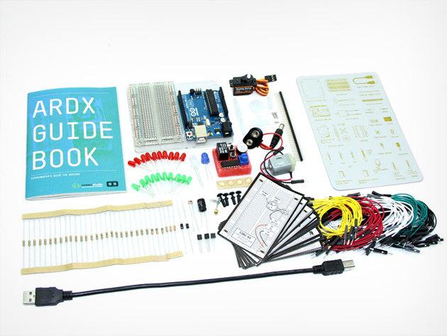 ARDX Arduino Starter Kit