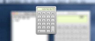How to Enable Paper Tape in the Native Calculator App For Mac