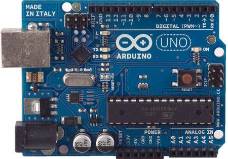 The Arduino is a microcontroller.