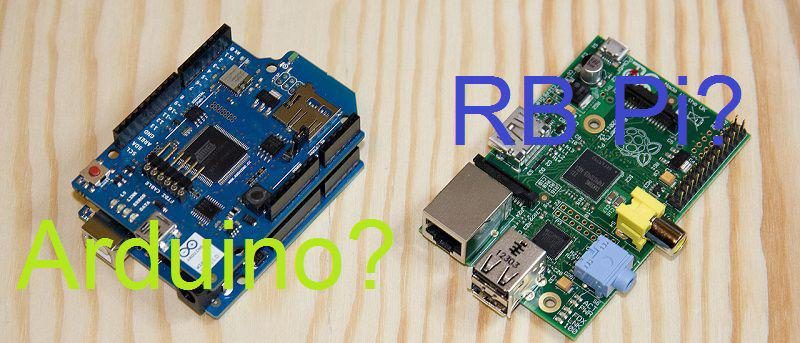 Arduino vs Raspberry Pi: The Pros & Cons