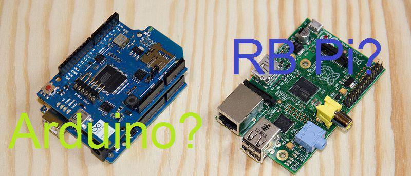 Arduino vs. Raspberry Pi: The Pros & Cons