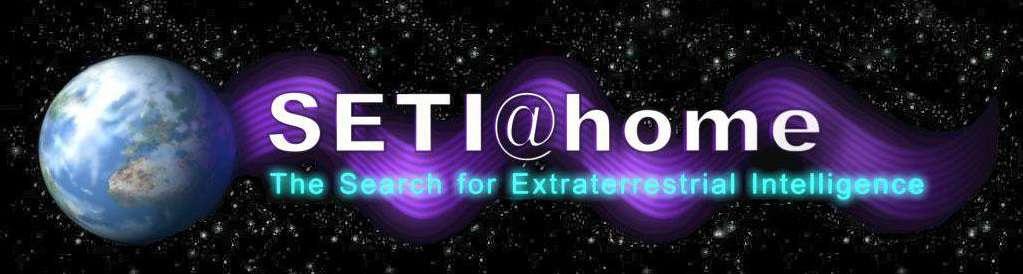 SETI@home screensaver