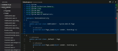 Visual Studio Code First Impressions