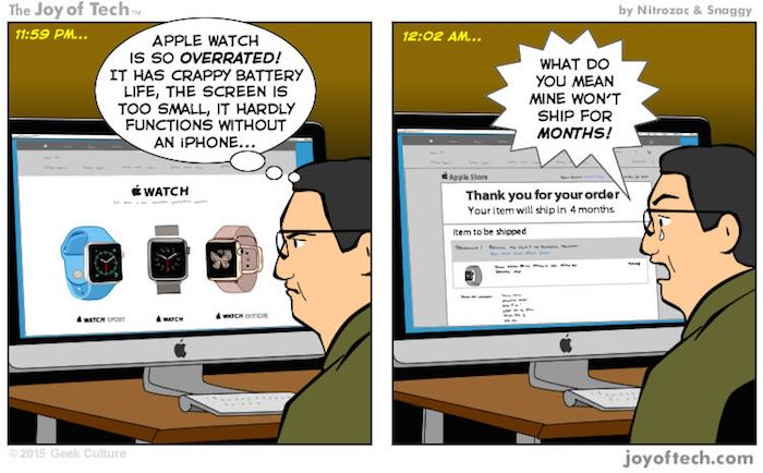 The Joy of Tech webcomic
