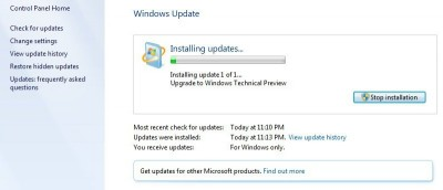 "Why Microsoft Won't Produce New Windows ""Versions"""