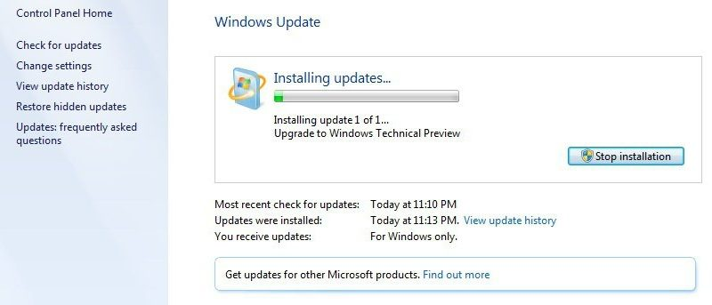 Why Microsoft Won't Produce New Windows 'Versions'