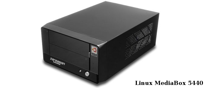 ZaReason MediaBox 5440: A Small Linux Desktop with a Lot of Potential